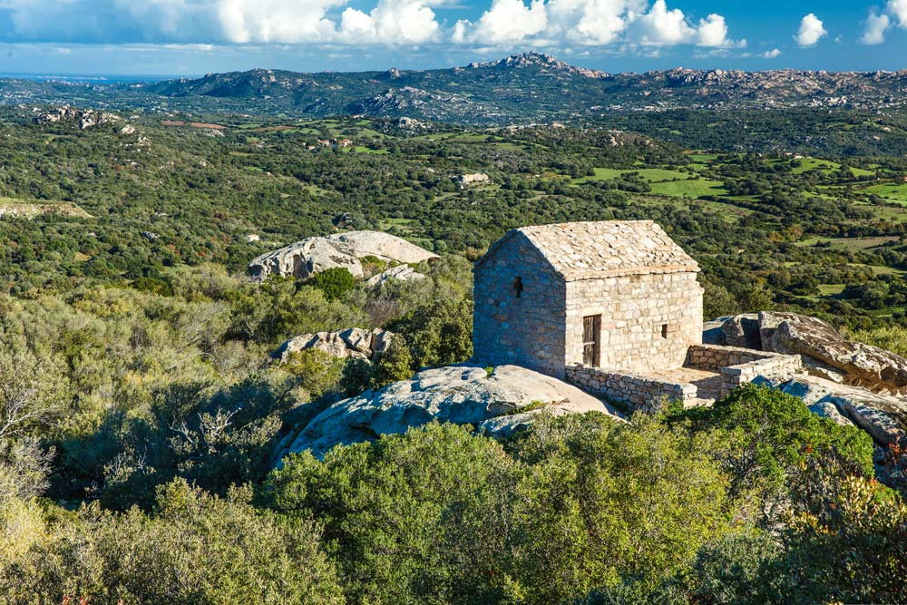 Luogosanto: a religious place in the heart of Gallura
