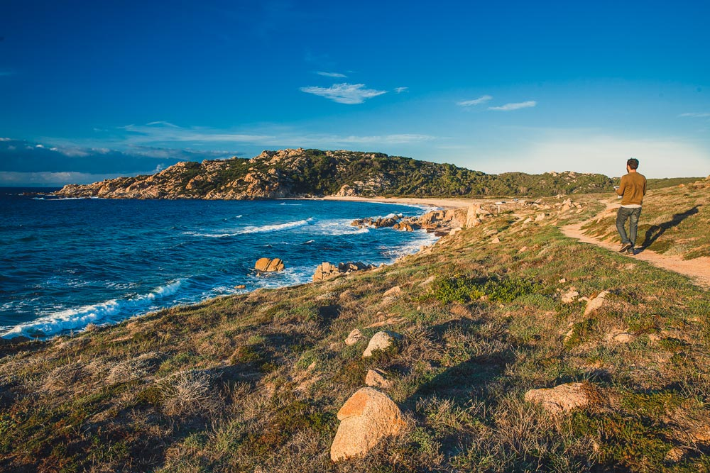 Trekking and excursions in Gallura. What to do in Luogosanto